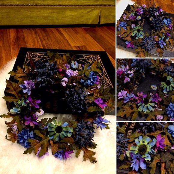 🦋2/$10 3/15 4/$18 5/$20Vintage Wreath/Centerpiece